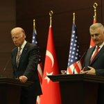 Başbakan Yıldırım ile Biden görüşmesinde terör örgütleriyle mücadelede kararlılık vurgulandı https://t.co/LP3DWcAnGc https://t.co/Vn5d4cCMuS