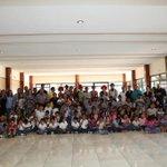 En conjunto con @DIF_SLP se dio una función especial del Circo Atayde Hermanos a casas hogar y asilos de #SLP https://t.co/d9LhyeOP4H