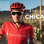 Come say hi at the @Transamerica expo booth at the @ChicagoTri! I am bringing my Kona training to you this weekend! https://t.co/QQ16BOhRpf