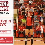 Only 2 days remain until the start of another season! It all begins this weekend in Houston at HBU. #GeauxCajuns https://t.co/w2LPGjMg4c