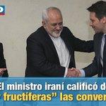 Ecuador firma memorandos con Irán, que ofrece crédito de 100 millones dólares. https://t.co/UpqMn7FWae https://t.co/oyZaw8eIod