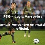 Le #PSG face aux adversaires du Chapeau 4 (1/2) : Besiktas, Celtic Glasgow, Ludogorets, Legia. #TirageLDC https://t.co/bd27ycxunz