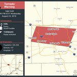 ⚠️ Take Cover! Tornado Warning including Indianapolis IN, Speedway IN, Warren Park IN until 5:45 PM EDT https://t.co/WJvwKFeeUV