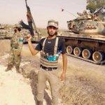 #الجيش_التركي ومسلحي المعارضة السورية في محيط #جرابلس.. https://t.co/mN2o8DVFzR
