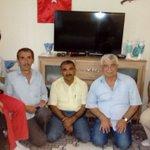 15 Temmuz Darbe girişiminde yaralanan, Gazimiz, Faruk BAŞARANı ziyaret ettik. @mnedimyamali @alperinceoz https://t.co/BvziCfeOdT
