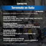 Cancillería de #Ecuador informa los canales de atención a compatriotas en #Italia ► https://t.co/SHhjRPrW8t https://t.co/jVB54XOpNJ