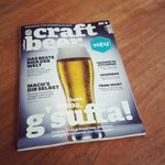 Die neue Ausgabe ist da #craftbeer #magazin #magazine #craftbeermagazin #kiel #falkemedia https://t.co/fbD3IwHRjs