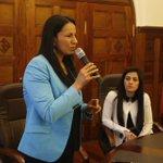 La Doctora Doris Andrea Sotelo Carreño asumió como nueva jefe de la Oficina Asesora de Comunicaciones y Protocolo https://t.co/bF1SIIB1c3