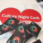 They have arrived! Culture Night programmes will be making their way around the City soon. #CultureNightCork2016 https://t.co/FfjYakncgq