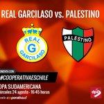 [Señal 2] Ultimos 10 minutos de Real Garcilaso vs. Palestino. Escucha el relato en https://t.co/Y1USs9M3O7 https://t.co/crqSVnAjlx