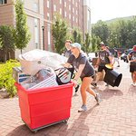 Class of 2020 moves in, setting record for campus population and academic achievement! https://t.co/pFvGjtM71M https://t.co/opri6WBfmO