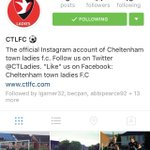⚽️⚽ ️Check out & follow our new @instagram account giving you more insight into the club ⚽️⚽️ https://t.co/VwHS94zUJn