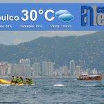 📷 En #Acapulco a 30°C con probabilidad de lluvias del 83% #FelizMiércoles https://t.co/t2LDDoujeR