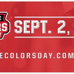 RT to show the nation that Vermillion and White are the best #CollegeColors #RaginCajuns #ULWearRed @ULRaginCajuns https://t.co/dAR172JLfk