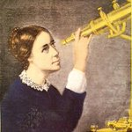 #WCW Maria Mitchell - Americas first female astronomer https://t.co/OgI43DM5S3 https://t.co/LPnI0kR7m0