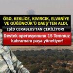 """Harekatı,Özel Kuvvetler Komutanı 15 Temmuz Kahramanı Zekai Aksakallı paşamız Yönetiyor.!! """"FIRAT KALKANI"""" https://t.co/TVqo24snsL"""