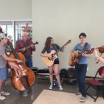 Semester day 3, #bluegrass at the Student Union @ULLafayette with the Vermilion Heirs https://t.co/PsgkZKfa7g