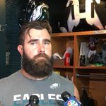Eagles center Jason Kelce says he does NOT care what Redskins CB Josh Norman says about Sam Bradford #Eagles https://t.co/ePUDq6VnBv