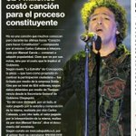 #NoHayUnPutoPeso pero @segegob se gasto $24millones en una canción para el fracasado proceso constituyente. Ah bueno https://t.co/59XIVn81my