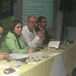 Compañera @dorissoliz, Secretaria Ejecutiva de @35PAIS se incorpora a taller previo a XII Directiva Nacional. https://t.co/YlnhlYLOxd