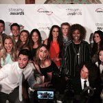 All the presenters of the @streamys awards nominations! https://t.co/RWja1oFlRe