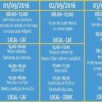 #Participe! UFRR realiza evento em alusão ao Setembro Amarelo: https://t.co/3M5zdVvB7K https://t.co/A2hJfvWOFn