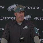 "Doug Pederson responds to Josh Normans comments: ""Sam Bradford is a great QB."": https://t.co/XixZerRCyT #EaglesTalk https://t.co/nQbUP0GG5k"