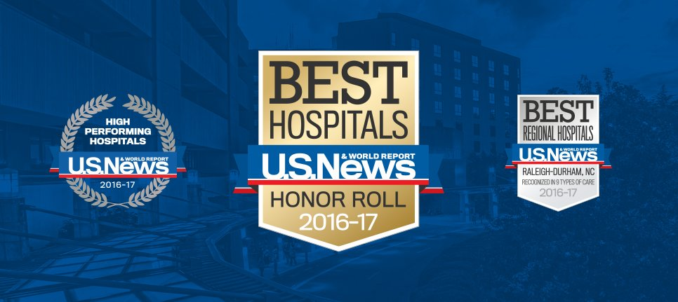 Duke University Hospital is once again ranked among the best hospitals in the US. https://t.co/GbJVxtChY0 https://t.co/lBeaz6qhgx