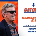 Got a question for Jeremy Foley or @SteveSpurrierUF?  Use #GatorTalk or submit online here: https://t.co/Rvx5G5ajl6 https://t.co/L2VAN1F13q