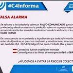 Información importante acerca de rumores en Redes Sociales.¡Comparte! #Veracruz @c4 @SSPublica https://t.co/jEABW7TeKj