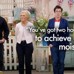 Moderate moistness will not be accepted on #GBBO. https://t.co/GGyt6IhTdj