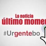 #ULTIMO Fencomin confirma muerte de cooperativista Fermín Mamani, por balazo, en bloqueo en Cochabamba https://t.co/VdKPY1oega