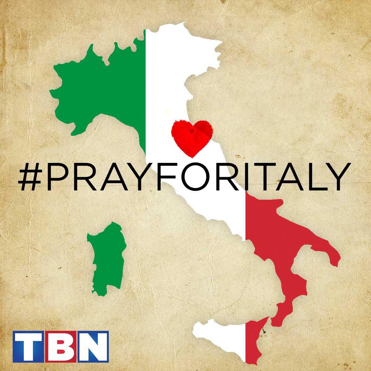 Pray w/ us for those devastated by the earthquake in Italy. Over 120 dead, many hurting & homeless. #PrayForItaly https://t.co/2zxx0sXxtT
