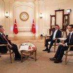 Başbakan Yıldırım, Show TV ve Bloomberg HT ortak yayınında gündeme ilişkin açıklamalarda bulunuyor. https://t.co/X9TaXXHOgB