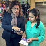 #SRIzonal7 informa en el centro comercial Reina del Cisne en #Loja beneficios tributarios de #EfectivoDesdeMiCelular https://t.co/kC8AZzsTXT
