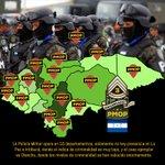 """PMOP """"con honor y sacrificio al servició de la nación"""", estamos contribuyendo en la seguridad de toda la población. https://t.co/7D60SRchdb"""