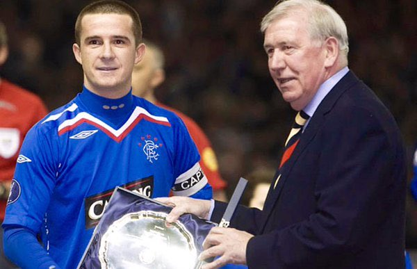RT @RangersFACTS: Barry Ferguson broke Dave Narey's record for European appearances for a Scottish club with his 77th v W.Bremen-2008. http…