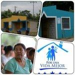 PD @anagarciacarias entregó hoy la primera fase del proyecto de #ViviendasDignas en #LejamaniComayagua #VidaMejor https://t.co/ShkqLxCOaG