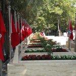 @akyenimahallee olarak Karşıyaka Mezarlığında 15 temmuz şehitleri için düzenlenen Mevlüt programına katılım sağladık https://t.co/BYAZdoAXHL