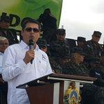 Presidente de la República, abogado Juan Orlando Hernandez, destaca aporte de la PMOP en materia de seguridad. https://t.co/VadkwFhxHm