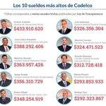 LA TRISTE REALIDAD DE DESIGUALDAD SALARIAL EN CHILE.  Los escandalosos sueldos de los máximos ejecutivos de CODELCO https://t.co/lbp6ghl2Q9