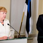 #Merkel in #Estonia: We must build up a new [post-#Brexit] #EU together #Germany #NATO https://t.co/JgMpupf714 https://t.co/JXF3h8TtUw