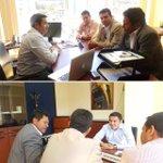 Atendiendo la visita de compañeros manabitas #Quito @AsambleaNacional #OficinaDePuertasAbiertas @CAN_Manabi https://t.co/F9sdfTVEeB