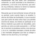 Acá la opinión del ex rector sobre las razones detrás de la caída de puntajes en el Instituto Nacional https://t.co/TVi6r0s6OH
