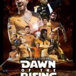 If the new #Wolves season was a Star Wars inspired film poster... (📷 by @paolo_felton ) #wwfc https://t.co/cTQMXNDSZa