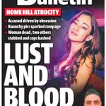 Thursdays Townsville Bulletin front page. https://t.co/3rQdpmAt7J