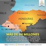 Seguimos proyectando el turismo y así generar mayores divisas para #Honduras #AlgoBuenoEstaPasando https://t.co/ai8bGRJL8h