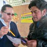 #SRIzonal1 informa a ciudadanía de #Tulcán sobre beneficios tributarios con #EfectivoDesdeMiCelular https://t.co/T0WcP6NFFs