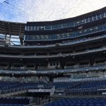 Our booth ⬇️ is where the open windows are. Interesting perspective from the field. #BattleoftheBeltways #Orioles https://t.co/ylD85ey4Us