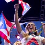 Gracias Puerto Rico!!!! Te voy a extrañar!!!! 🇵🇷❤️ Off the @usopen for the next adventure!!! #EmpireStateOfMind 🗽 https://t.co/BNeLfshOWv